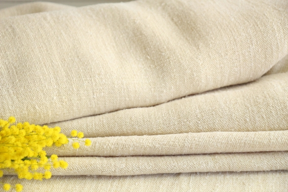 antique plain linen roll TP 515