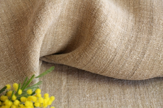 antique two-tone linen roll TW 522