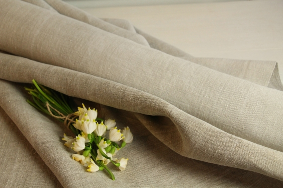 antique two-tone french linen roll TW 542 special offer