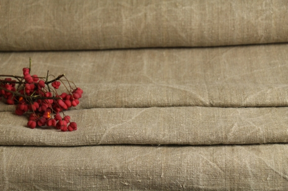 antique handloomed linen roll TW 361 리넨